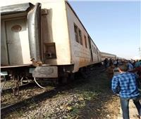 السكة الحديد تعلن عودة حركة القطارات بين المنيا والوسطى