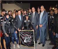 وزير الرياضة يفتتح النادي الجديد بالسادس من أكتوبر