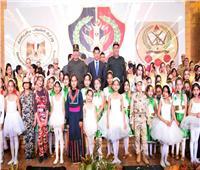 القوات المسلحة تنظم الاحتفالية الفنية الثانية عشر لطلبة الجامعات