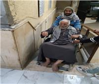 التدخل السريع بالإسكندرية ينقذ 15 طفل و60 حالة من الكبار بلا مأوى