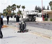 5 مصابين وغلق الشوارع المحيطة..ننشر تفاصيل تفجير محيط السفارة الأمريكية بتونس