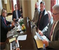 وزير البترول يجتمع مع رئيس رانسون الأمريكية لبحث رغبة الشركة العمل في مصر