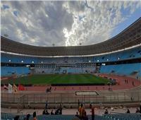 صور| ملعب رادس قبل مواجهة الترجي التونسي و الزمالك