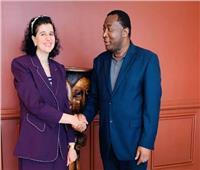 مصر تمد خبرتها بمجال «المالية الشمولية» لبوروندي