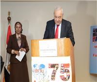 أمين العمال العرب: النهوض بصناعة الغزل والنسيج مرتبطا بالفلاح العربي