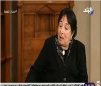 فيديو| سميرة عبد العزيز: فاتن حمامة كانت مخلصة لزوجها محمد عبد الوهاب