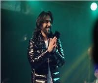 بالصور| بهاء سلطان يتألق في حفل ساقية الصاوي بحضور الآلاف من جمهوره