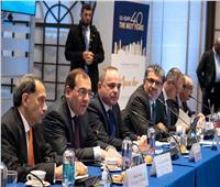 وزير البترول يشارك في فعاليات المائدة المستديرة لمنتدى غاز شرق المتوسط