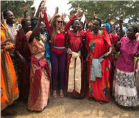 المصرية الأكثر تأثيرا في أفريقيا تحتفل بـ«اليوم العالمى للمرأة»
