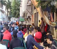شاهد  بعد فوز الأهلي على صن داونز.. الجماهير توجه رسالة «نارية» للشحات