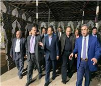 صور| رئيس «الوطنية للصحافة» يزور المقر الانتخابي لـ«أخبار اليوم»