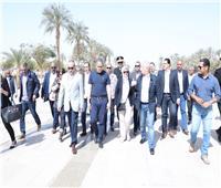 وزيرة الصحة: السياحة آمنة في مصر ولا داعي للخوف واتبعوا العادات الصحية السليمة