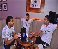 محمد صلاح على رأس قائمة مباراة مصر وتوجو رسميًا