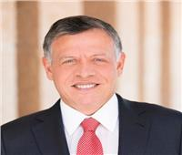 العاهل الأردني يستقبل سامح شكري خلال زيارته إلى عمّان