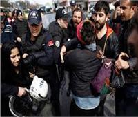 الشرطة التركية تمنع مسيرة لمئات النساء في وسط اسطنبول