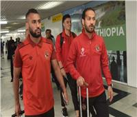 بعثة الأهلي تغادر جنوب إفريقيا بعد التأهل لنصف النهائي