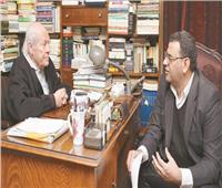 د.عاصم الدسوقي لـ «بوابة أخبار اليوم»: 25 يناير ليست ثورة.. والربيع العربي مخطط أمريكي