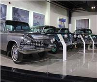 فيديو وصور| متحف الشارقة للسيارات القديمة .. العودة بآلة الزمن