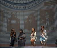 انجي المقدم: «عايشين بخيرها» خطوة كبيرة في دعم المرأة المصرية