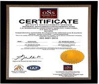 صندوق تطوير العشوائيات يحصد شهادة «الأيزو»