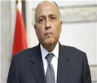 وزير الخارجية يعرب عن أمله في مواصلة السعودية دعمها موقف مصر بشأن سد النهضة