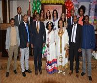 سفارة إثيوبيا تحتفل بذكرى عيد النصر على إيطاليا