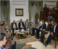 محافظ جنوب سيناء: فحص جميع العاملين والزائرين بالمدن السياحية
