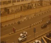 المرور :غرف متابعة لحركة السيارات على الطرق بسبب العاصفة الترابية