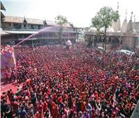احتفالات الهند بمهرجان الألوان تتقلص وسط مخاوف من فيروس كورونا