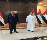 رسالة من الرئيس السيسي إلى نظيره الإماراتي بشأن سد النهضة