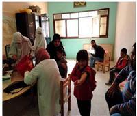 تطعيم 27 ألف طفل ضد الحصبة بشمال سيناء