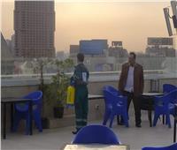 إجراءات احترازية.. «الصحفيين» تعقم مبناها ضد «كورونا»