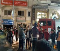 السيطرة على حريق بمطعم شهير في طنطا.. ولا إصابات