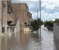 «تحذيرات سوشيالجية».. بالأرقام لسكان التجمع «سيارات 4*4» للإنقاذ من عاصفة «منخفض التنين»