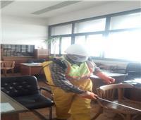 لمواجهة الكورونا.. إلغاء فعاليات مارس بمكتبة الإسكندرية وتعقيم كليات الجامعة