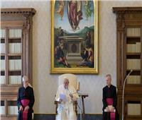بسبب كورونا.. البابا فرنسيس يلقى تعليمه الأسبوعية عبر شبكة القصر الرسولي