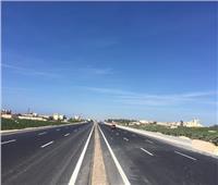 إغلاق طريق «أسوان أبو سمبل» لسوء الأحوال الجوية