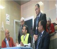 ندوة توعية عن الكورونا للعاملين بالخدمات الجوية بشرم الشيخ