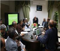 «فودة» يناقش فرص الاستثمار ومعوقاته بمدن جنوب سيناء