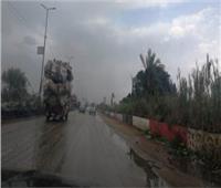 «المرور»: الأمطار غير مؤثرة على الحركة حتى الآن