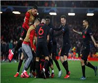 فيديو| أتلتيكو مدريد يسجل التعادل في ليفربول