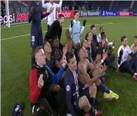 فيديو| باريس سان جيرمان يقصي دورتموند من «دوري الأبطال»