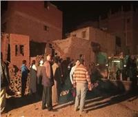 منخفض التنين| مصرع شاب وانهيار منزل وإصابة ٦ في سقوط نخلةبسوهاج