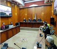 محافظ القاهرة يترأس غرفة عمليات العاصمة لسحب مياه الأمطار