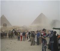 الأماكن والمناطق الأثرية تستعد لاستقبال الزوار وستظل مفتوحة فى مواعيدها الرسمية