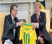 البرازيل تعلن إصابة وزير اجتمع مع ترامب بفيروس كورونا