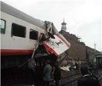 «السكة الحديد» تكشف أسباب تصادم قطاري روض الفرج