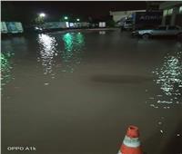 مصرع شخصين بسبب الطقس السيء في أسيوط