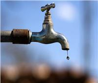 قطع المياه عن القاهرة بسبب الطقس السيئ