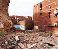منخفض التنين| مصرع 8 أشخاص أثر انهيار منازلهم من الأمطار بمنطقة الزرابيب